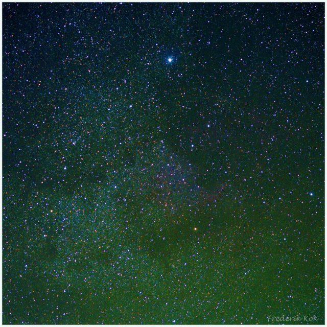 NorthAmerica nebula (NGC 7000)