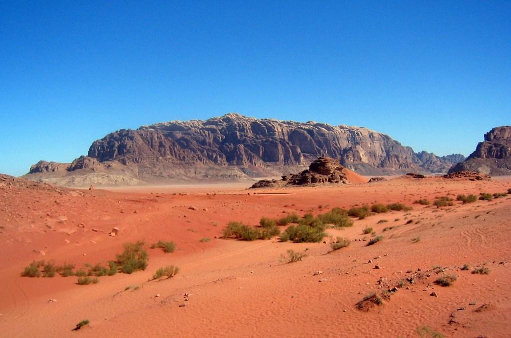 Beautiful Wadi Rum