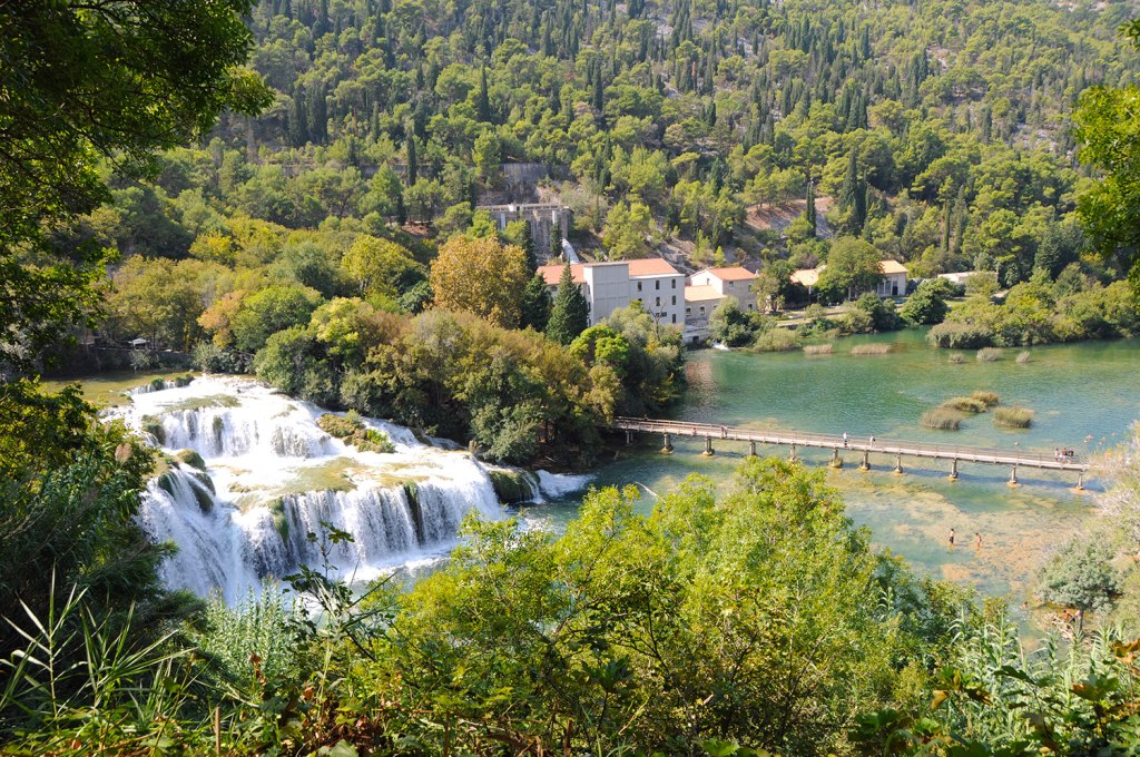 Krka national parc