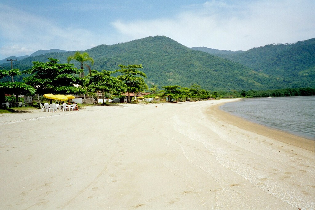 Parraty beach