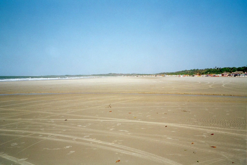 Sao Luis beach