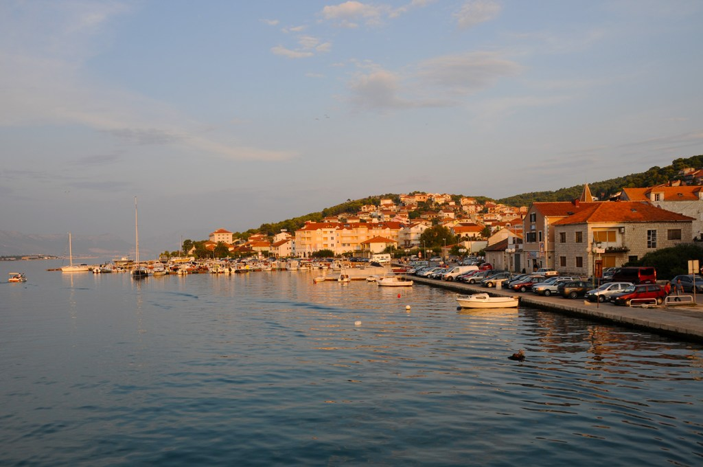 Late afternoon in Trogir