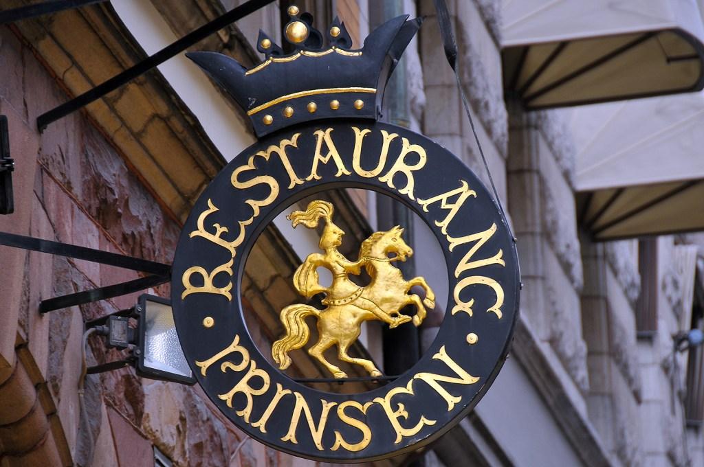 Prinsen restaurant