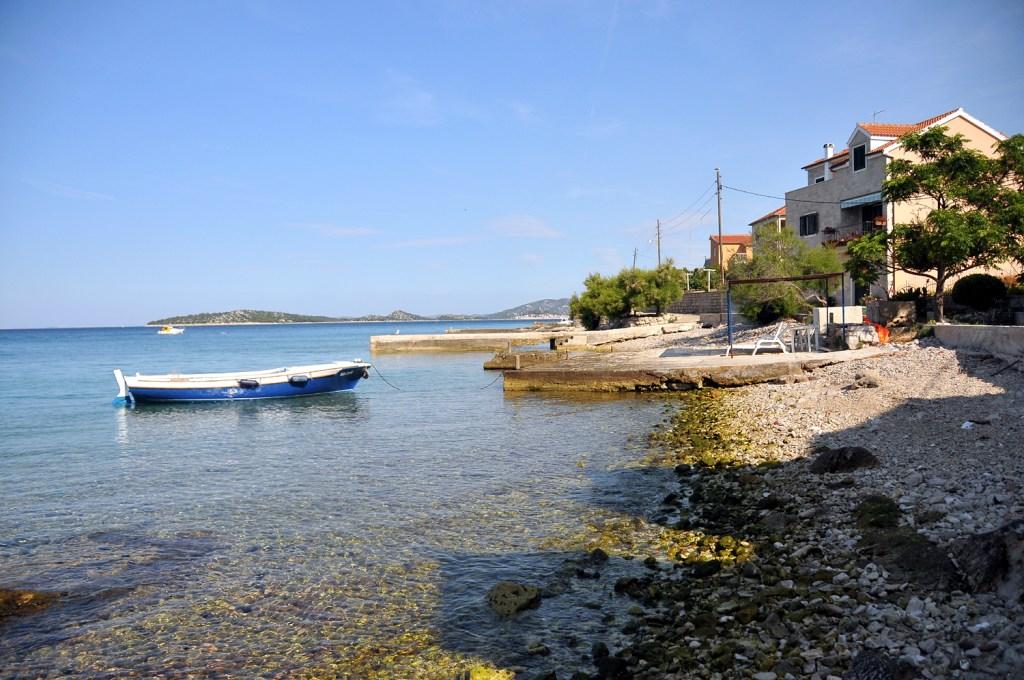 Coast in Prvic