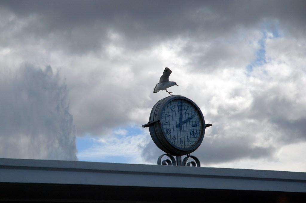 landing on time
