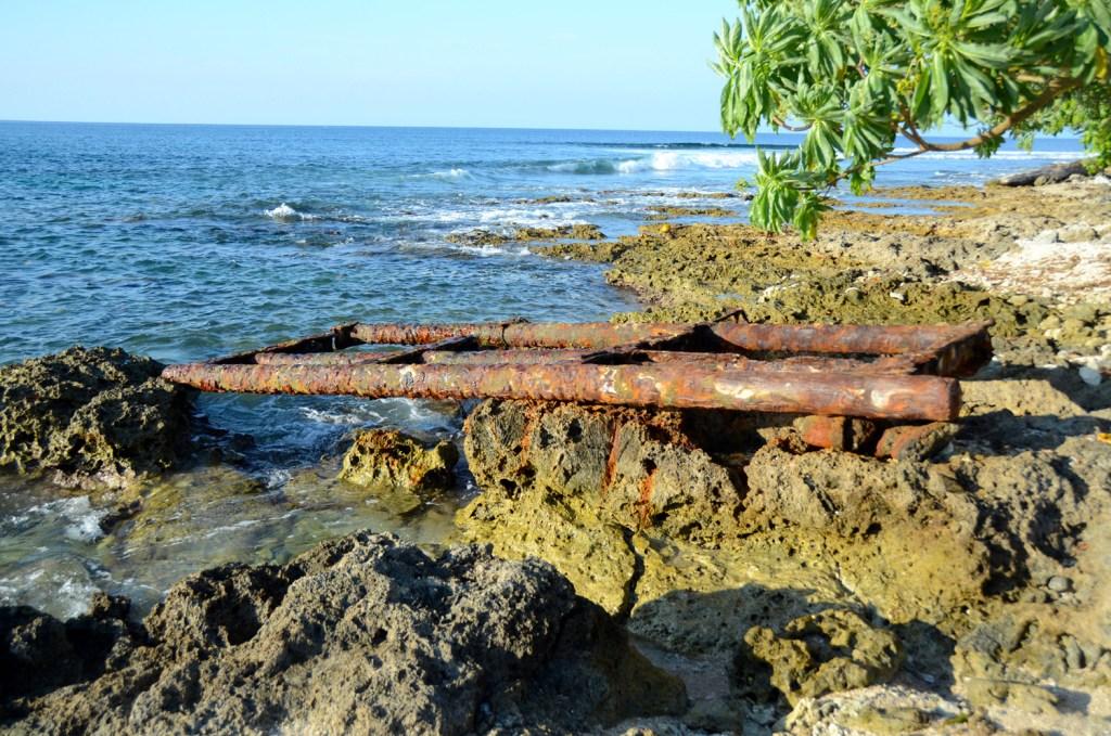 Manam coast