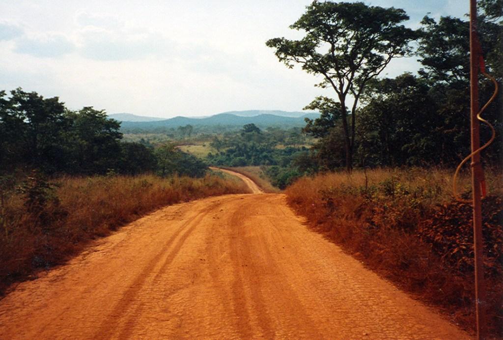 road to Kibondo