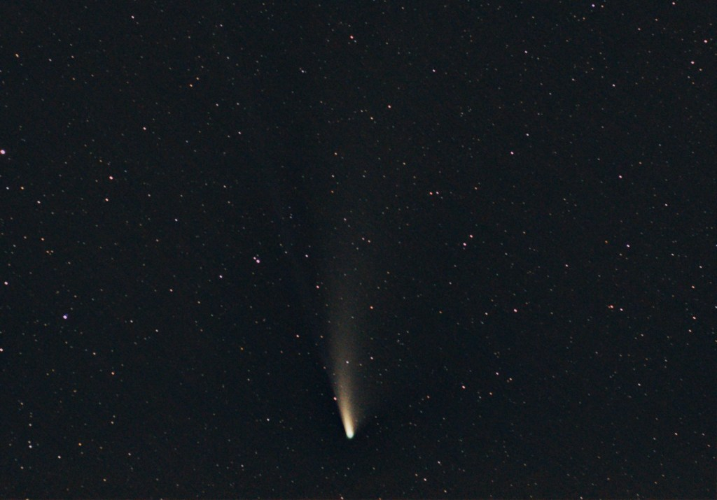 Neowise comet (C/2020 F3)