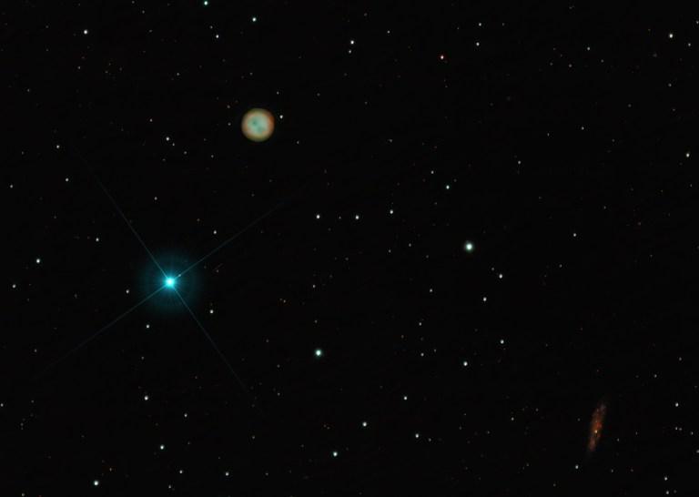 Owl nebula (M97)