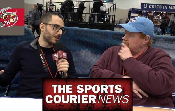 TSC's Fred Richani interviews JoeBucsFan.com co-founder Lee Diekemper at 2020 NFL Scouting Combine!