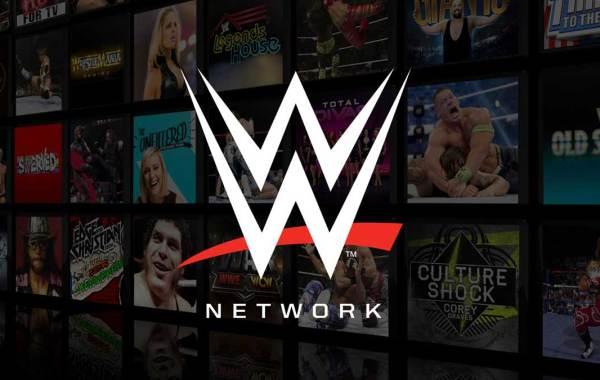WWE Network. Courtesy of WWENetwork.com.