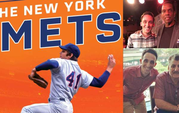 New York Mets historian Brian Wright