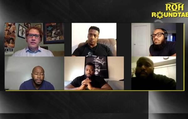 Ring of Honor Wrestling's ROH Roundtable on Black Lives Matter