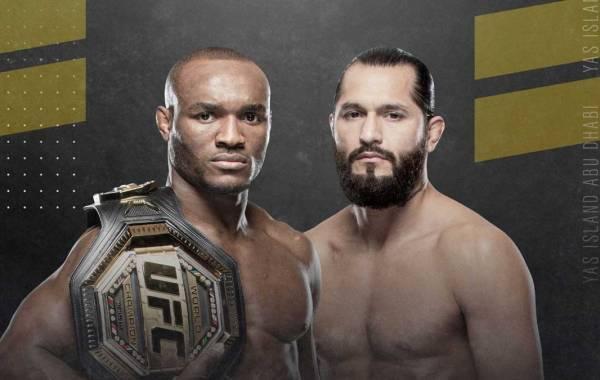 UFC 251: Usman vs. Masvidal Results
