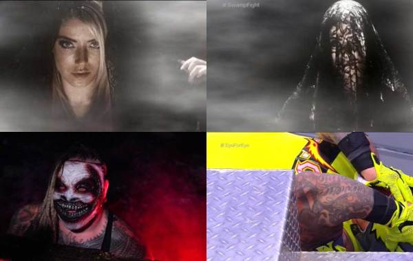 WWE The Horror Show at Extreme Rules 2020 Recap