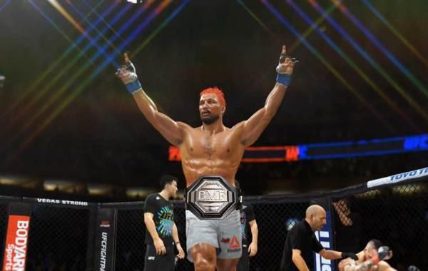 EA Sports UFC 4 custom character by TSC Gaming editor Fred Richani.