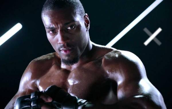 MMA fighter Phil Davis. Courtesy of Bellator.com.