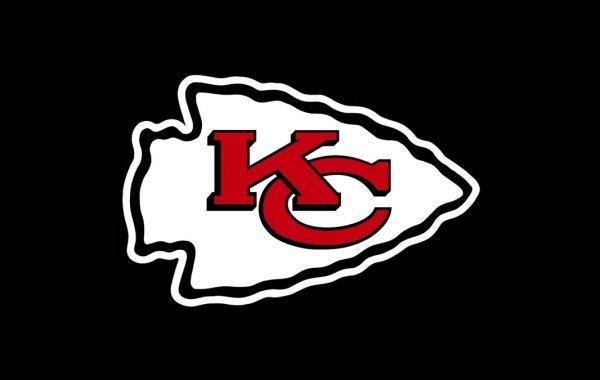 Kansas City Chiefs logo. Courtesy of Chiefs.