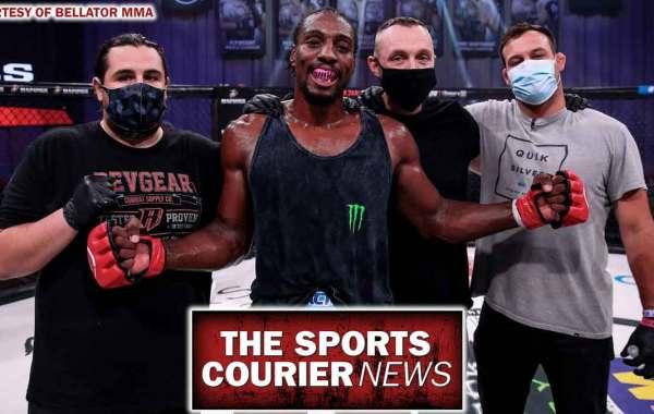 Bellator MMA light heavyweight Phil Davis