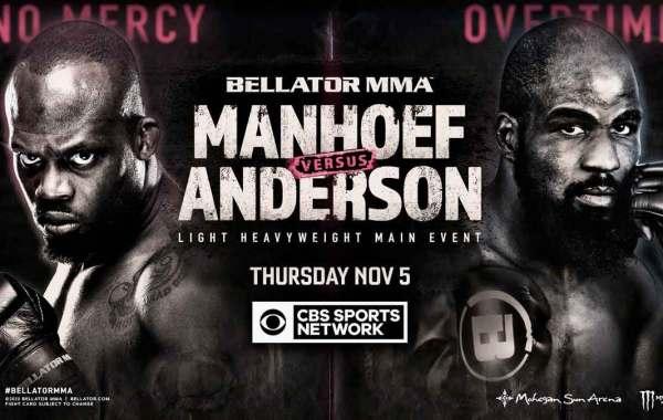 Bellator 251: Manhoef vs. Anderson