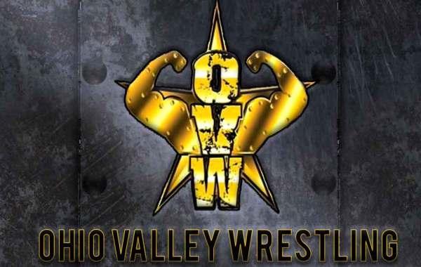 Ohio Valley Wrestling. OVW.