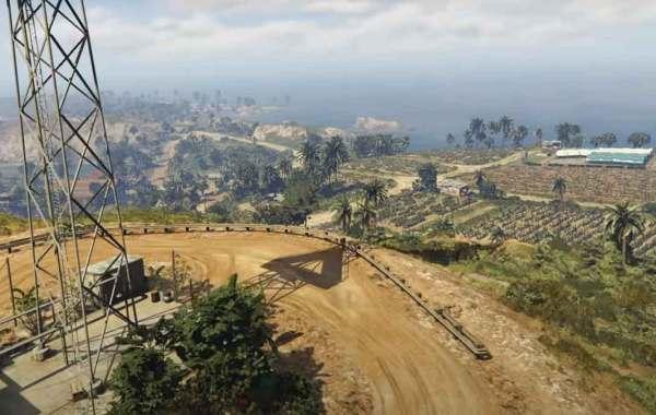 Grand Theft Auto Online Cayo Perico Heist.