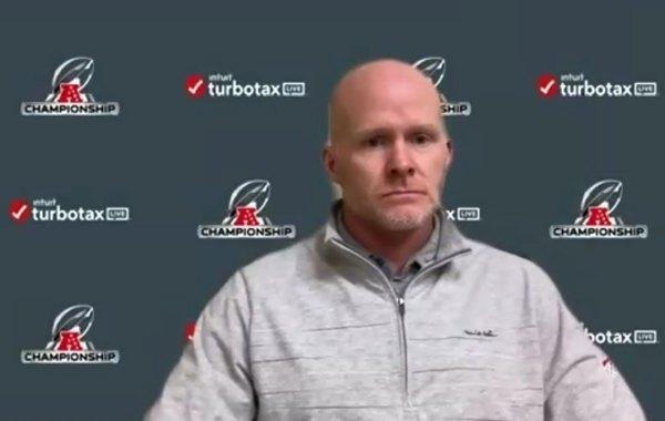 Buffalo Bills Head Coach Sean McDermott. Courtesy of Bills.