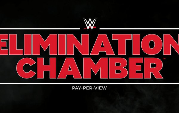 WWE Elimination Chamber PPV