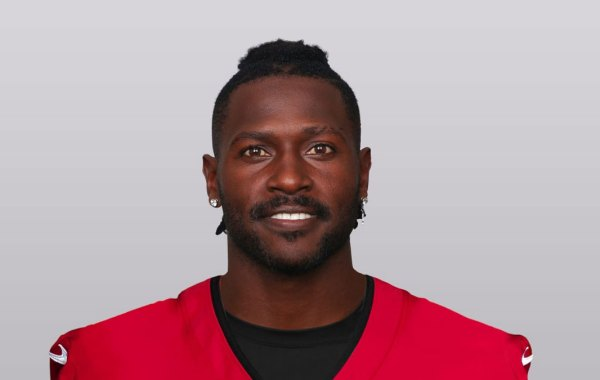 Tampa Bay Buccaneers wide receiver Antonio Brown. Courtesy of Buccaneers/NFL.
