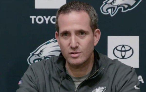 Philadelphia Eagles general manager Howie Roseman. Courtesy of Eagles.