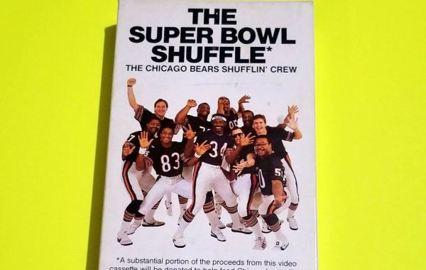 Super Bowl Shuffle by 1985 Chicago Bears.