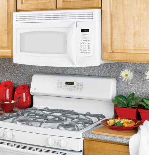 how to repair a noisy ge microwave