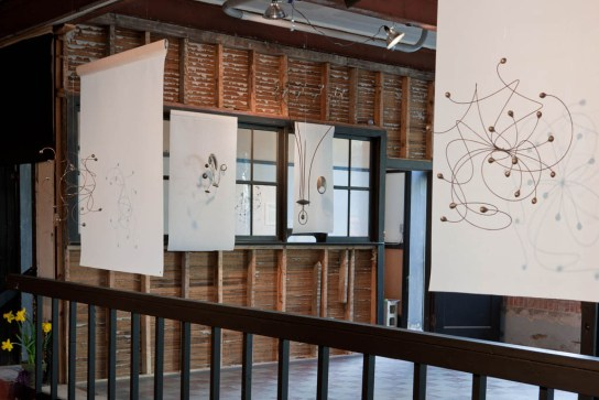 William Brady exhibition, Ferraro's; Erie, PA 2011