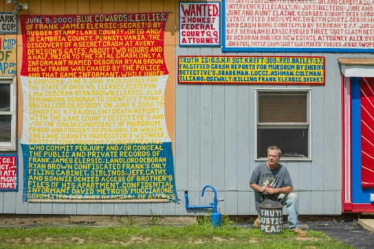 Jeff Elersic / Work of Jeff Elersic; Harpersfield, Ohio USA