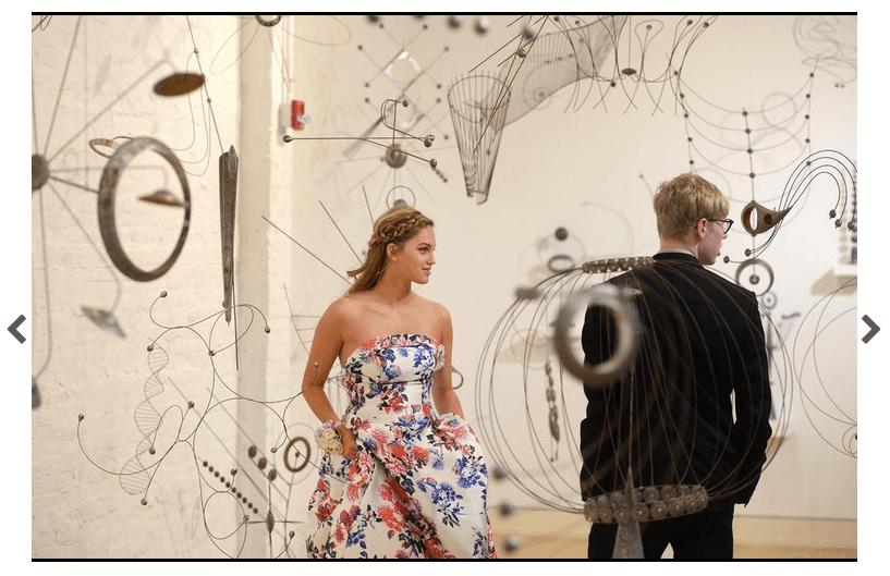 William Brady Erie Art Museum exhibition