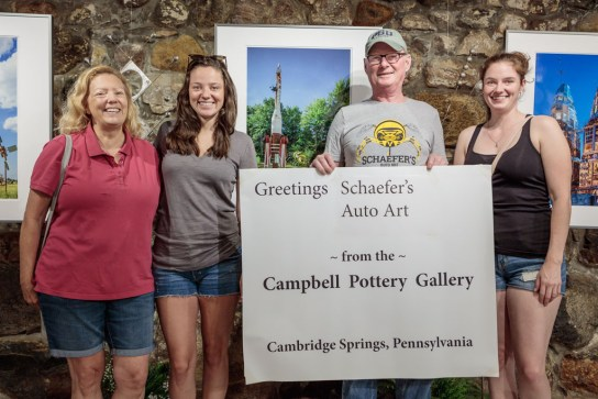 Richard Schaefer and Family