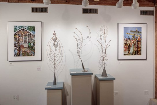 Bill Brady & Fred Scruton Exhibition, Stonewall Gallery 2017