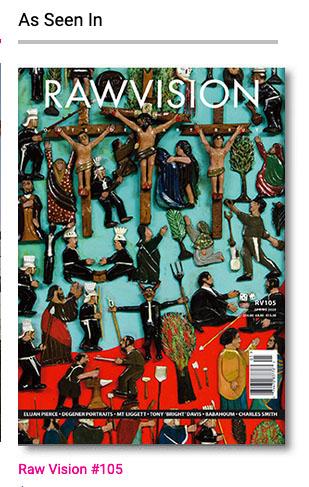 MT Liggett in Raw Vision