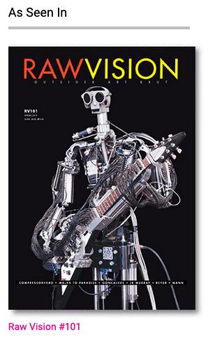 Raw VisionRonald Mann