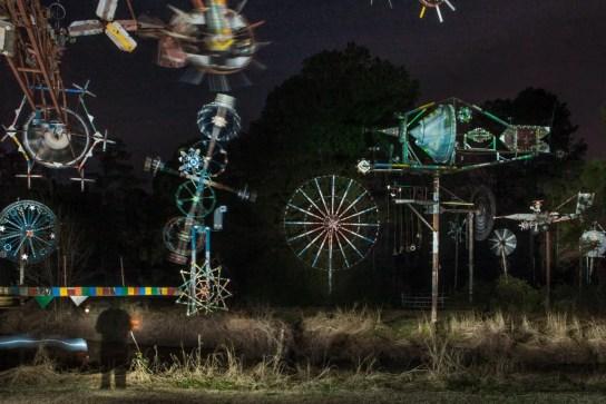 Vollis Simpson Site; Lucama, NC 2011