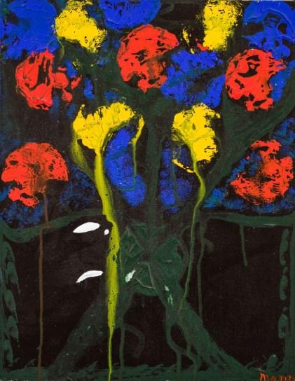 Road Kill; 2006, 18x14