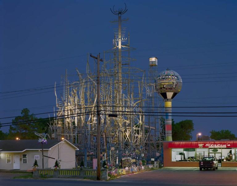 Billy Tripp's Mindfield Cemetery; Brownsvillle, TN 2008