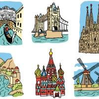 Un tour en Europe