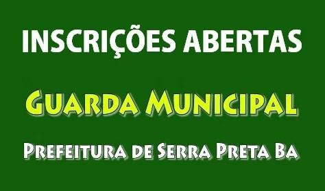 Concurso Prefeitura Municipal de Serra Preta Ba