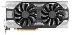 Placa de vídeo GeForce GTX 1080