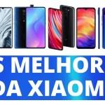 melhores smartphones da Xiaomi