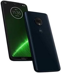 Moto G7 Plus é um bom celular da samsung