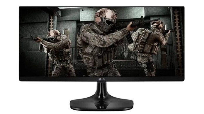 Monitor LG Gamer UltraWide 25