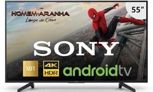 """Smart TV Sony 55"""" LED 4K"""