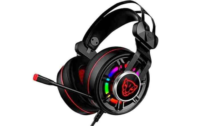 Headset Motospeed G919 7.1